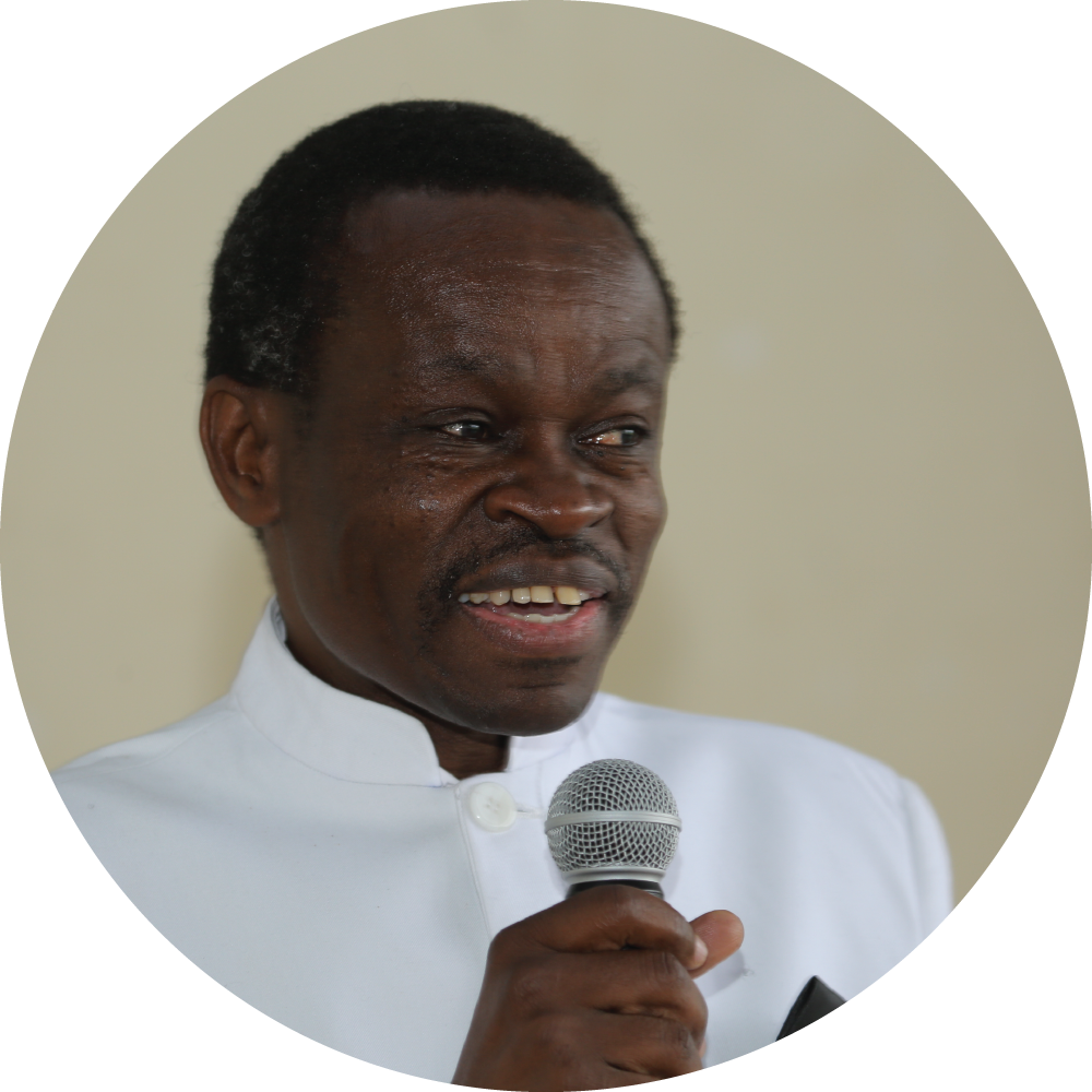 Prof. Patrick Loch Otieno Lumumba