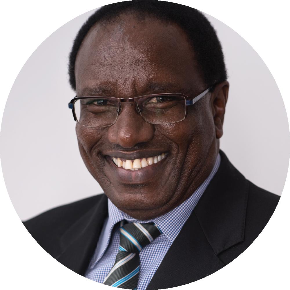 The Reverend Geoffrey Njenga